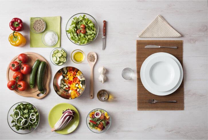 Richtige Ernährung für Beckenboden