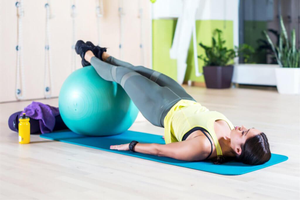 Beckenbodentraining gegen Regelschmerzen